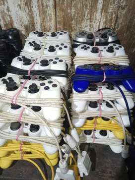 Jual stik PS2 OP second normal