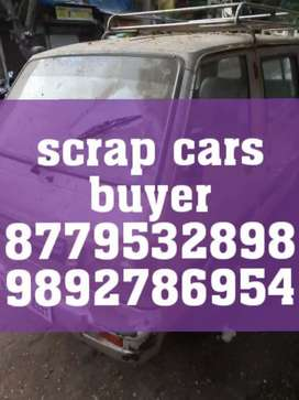 HI  SCRAP CARS BUYER