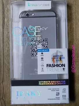 Casing Premium Clear Ipaky Iphone 6/6S