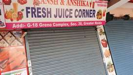 Ground Floor Shop for sale in sector 36 greater noida