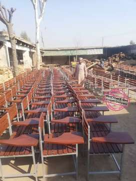 school chairs  available in different sizes like 18*18, 16*16 e.t.c