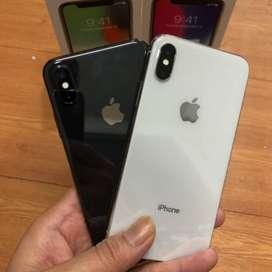 IPhone X 64GB INTER Second Mulus PasTinya Dimari TT/CC/SpliT Bisa