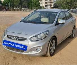 Hyundai Verna 2011-2014 1.6 SX, 2011, Diesel