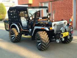 Open Jeeps Modified Hunter