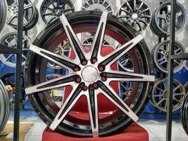 Velg Mobil HSR Wheel KCCX Ring 16 BMF Untuk Vios Xenia dll
