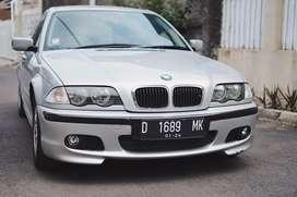 Bmw e46 323i tahun 2000