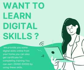 Learn Digital Skills From The Experts At Very Low Cost