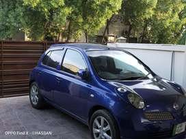 Nissan March 1240cc automatic 2002/2006