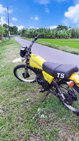 Suzuki ts 100 n