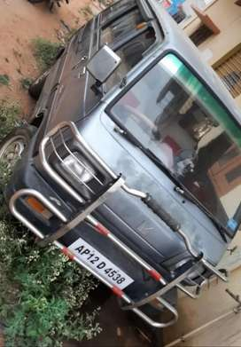 Maruti Suzuki Omni 2003 vehicle good condition