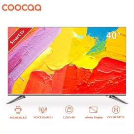 Android Smart Tv Led Full HD CooCaa 40S5G - 40 In / Inchi