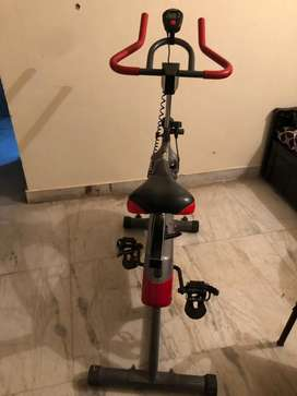 Workout gym cycle