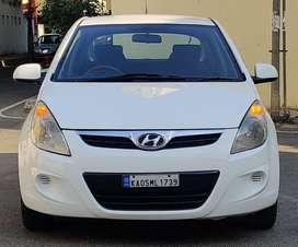 Hyundai i20 2010-2012 1.2 Magna, 2012, Diesel