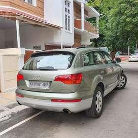 Audi Q7 3.0 TDI quattro Premium, 2007, Diesel