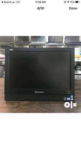 I3  Lenovo All in one desktop very low price