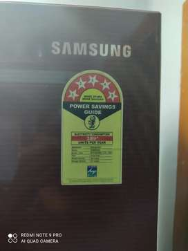 SAMSUNG 5star fridge