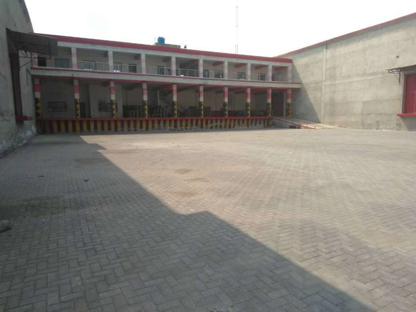 *For Rent*  23,000 sq feet warehouse/factory, Ferozepure Road, Lahore