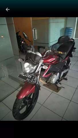 Bali dharma motor jual Yamaha Vixion tahun 2011