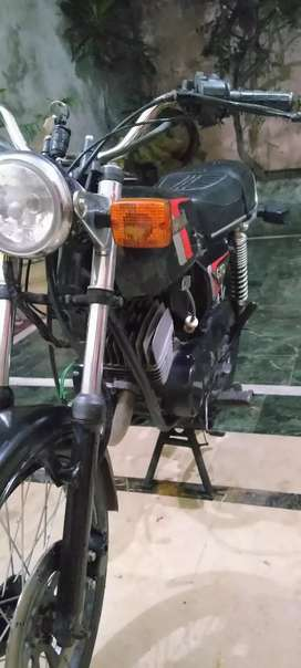 Kawasaki 110 best condition cheap price