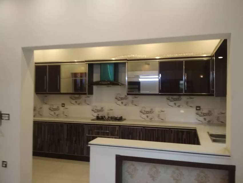 10 marla outclass house available wapda town lahore Brand new or used 0