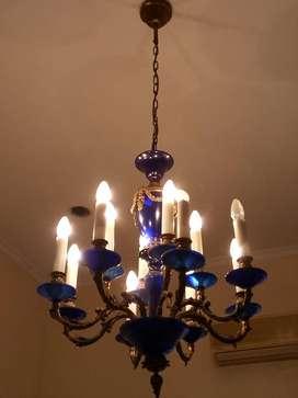 Lampu Gantung Hias Chandelier Antik