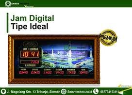 Jam Digital Jadwal Sholat Masjid | Kutai Kartanegara
