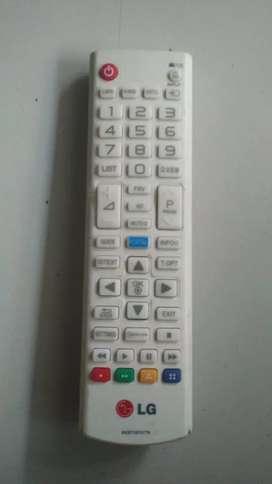 Remote tv led LG baru