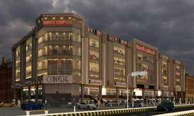 Makki complex ready to give rent of 35000 per month