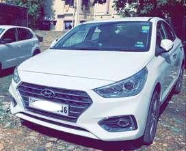 Hyundai Verna 2019 Petrol 3000 Km Driven