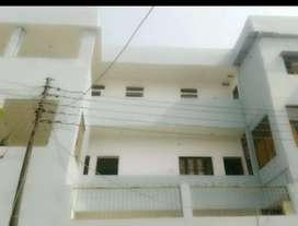 Selling house ,3 sided road ,ADA approved .4shop on ground floor