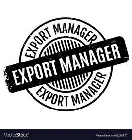Export Manager Assistant (Female only)