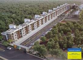 2 BHK flat @ Lam Road, Deolali