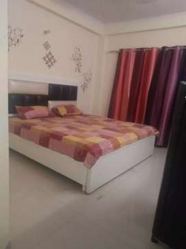 1 Furnished Room set available in Crossing Republic, Ghaziabad.