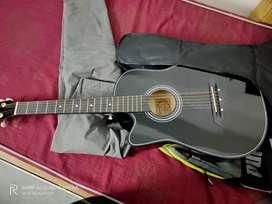 Guitar left handed oneday old