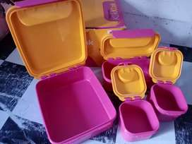 Tupperware Klik Klak Set