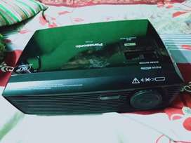 New Panasonic projector