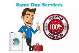 Washing machine,air conditioner and Refrigerator repair and service