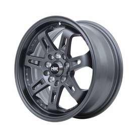 HSR-Daimon-7007-Ring-15x65-H10x100-1143-ET40-Semi-Matte-Grey