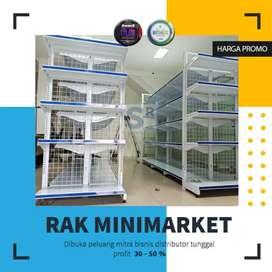 rak supermarket Murah Modern