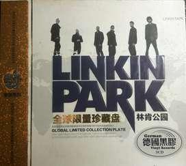 "Cd Original "" Linkin Park"" Edisi Tribute To Chester Bennigton"
