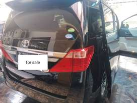 For Sale Toyota Alphard 2012 Bensin