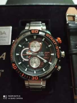 Dijual jam tangan alba