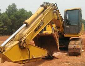 Jual Excavator Komatsu model PC200-6 Advance