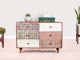 Emada Chest of drawer by URBAN LADDER