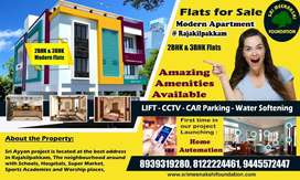2BHK Approved New Flats - Sale in Sembakkam(Cost Includes EB,CCP,Lift)