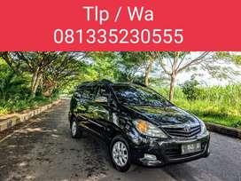 Toyota Kijang Innova G Luxury Manual 2011.