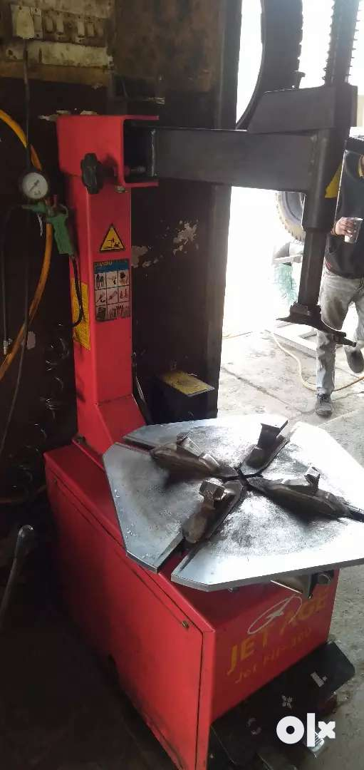 Tyre changer good condition for sale 0