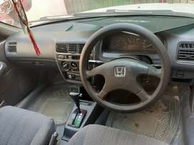 For Honda lover only home used car total geniun