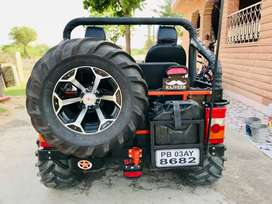 Mahindra Thar new condition