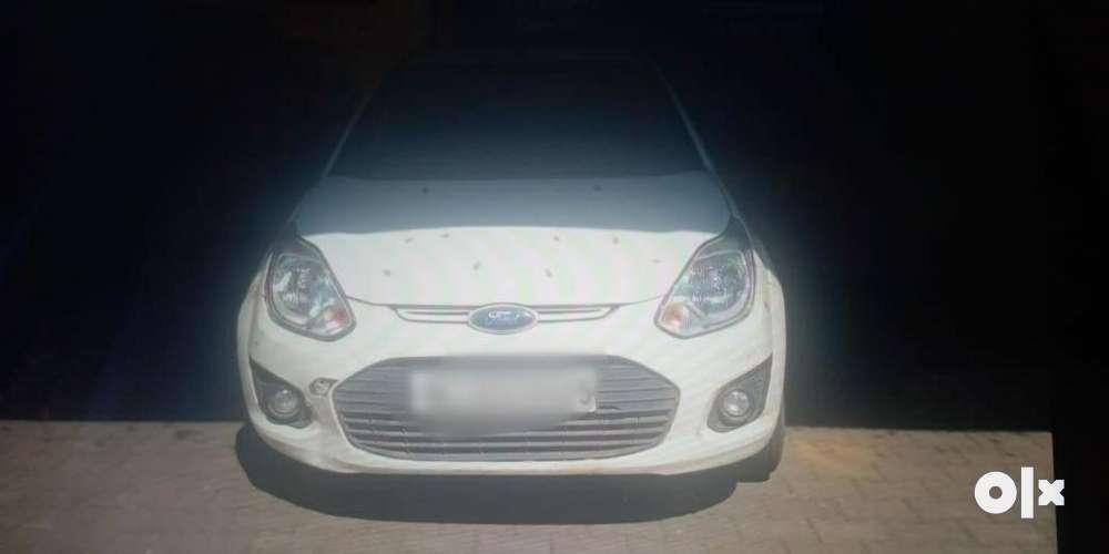 ford figo duratorq diesel exi 1.4, 2012